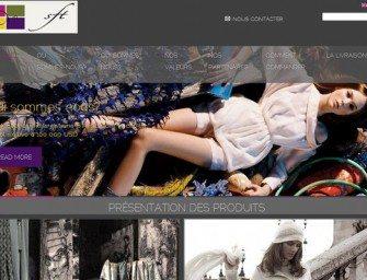 Stock Fabric Textile, le spécialiste de la vente en ligne de tissu, surplus de production, et accessoires textiles. Sans oublier notre cœur de métier : L'agence textile