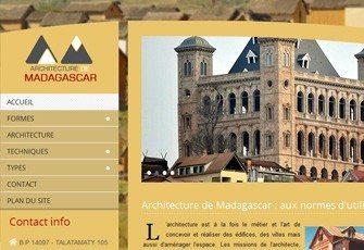 Architectures de Madagascar