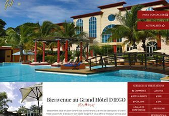 Grand Hôtel Diego Suarez voyage Madagascar – Hôtels Antsiranana