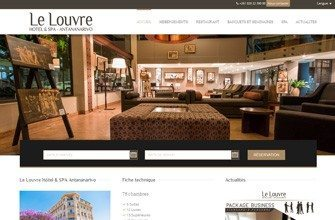 Hotels Antananarivo Hotel du Louvre Madagascar