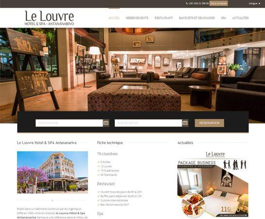 Hotels antananarivo Hotel du Louvre Madagascar hotels tananarive séjours affaires tourisme
