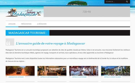 Madagascar Tourisme : l'annuaire guide de votre voyage à Madagascar