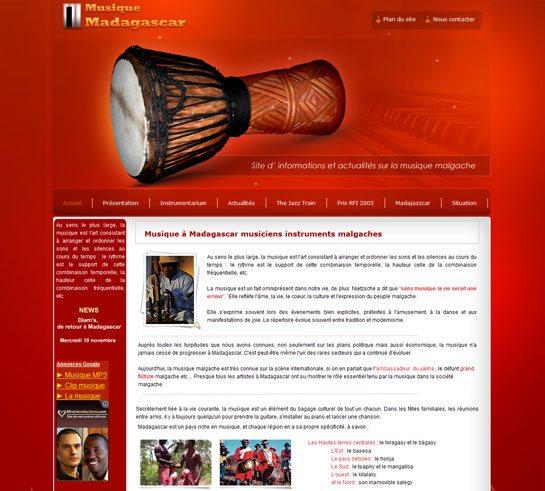 Musique Madagascar music - Guide des musiciens et instruments malgache