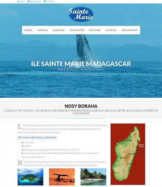 Sainte Marie, la tropicale de Madagascar