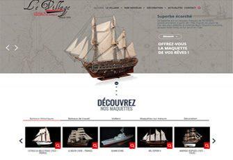 Maquettes de bateaux Madagascar le Village Fabrication Exportation Modélisme